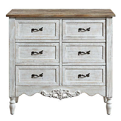 Powell Miller Console in White
