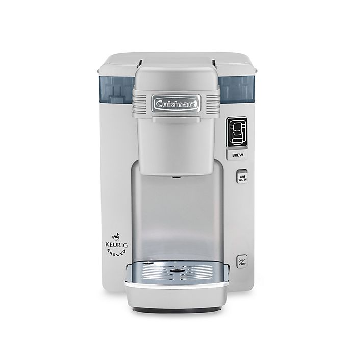 Cuisinart Keurig Compact Single Serve Coffee Maker Bed Bath Beyond