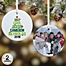 Part of the Christmas Family Tree Glossy Christmas Ornament