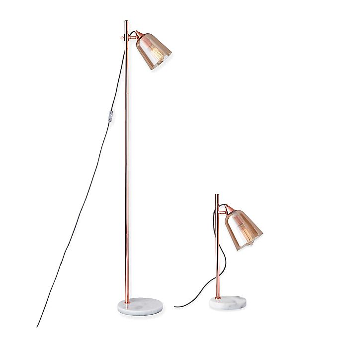 Alternate image 1 for Adesso® Marlon Lamp Collection