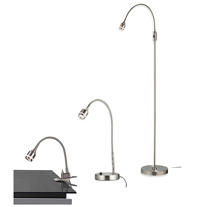 Alternate image 1 for Adesso® Prospect LED Lamp Collection