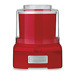 Cuisinart® Ice Cream and Sorbet Maker in Red