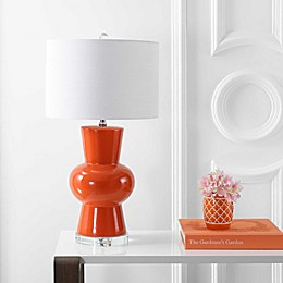 "JONATHAN Y Julia 28.5"" Ceramic LED Table Lamp"