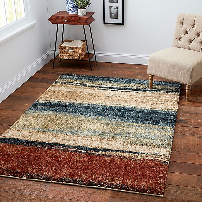 Orian Rugs Harvest Sunset Multicolor Rug Bed Bath Beyond