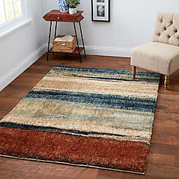 Orian Rugs Harvest Sunset Multicolor Rug