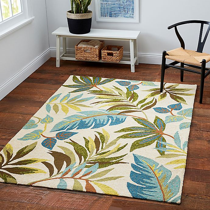 Alternate image 1 for Bluegrass 8' x 10' Area Rug in Ivory Multicolor