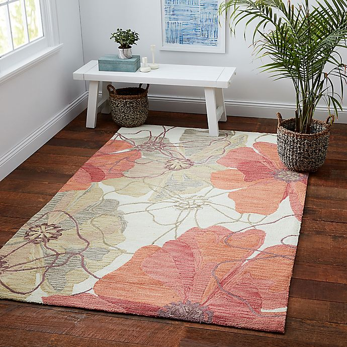 Alternate image 1 for Momeni Summit 5-Foot x 7-Foot 6-Inch SUM-08 Rug in Sand