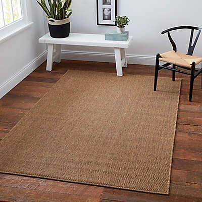 Oriental Weavers Santiago Indoor/Outdoor Rugs in Brown