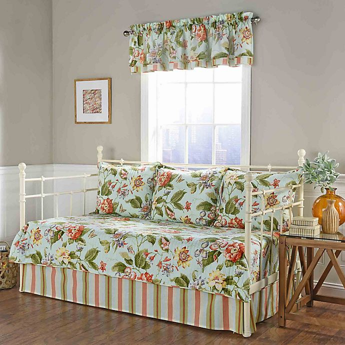 Alternate image 1 for Waverly® Laurel Springs Reversible Daybed Set