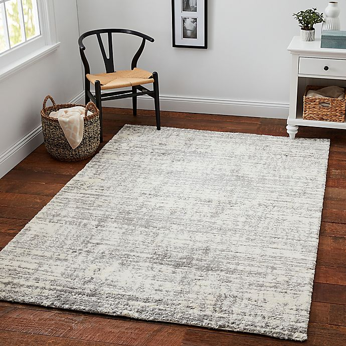 O O By Olivia Oliver Sloane Rug In Grey Bed Bath Beyond
