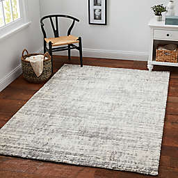 O&O by Olivia & Oliver™ Sloane 5'3 x 7' Area Rug in Grey