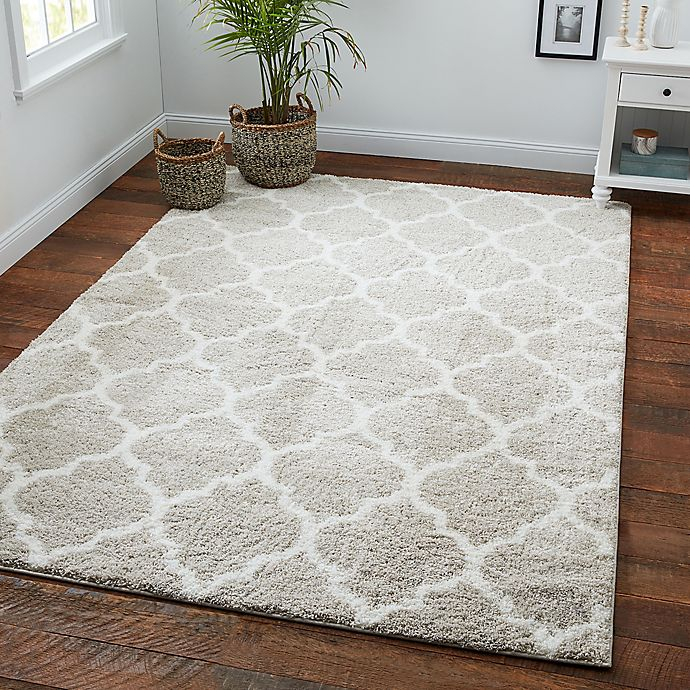 Nicole Miller Spectrum Rug In Grey Bed Bath And Beyond