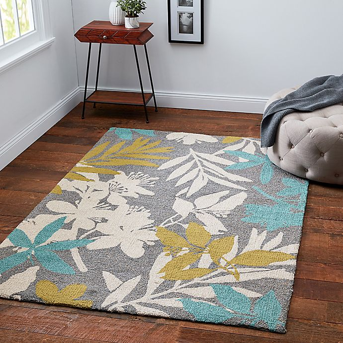 Alternate image 1 for Tahiti Multicolor Indoor/Outdoor Rug
