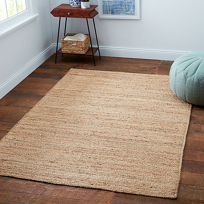 Bee Willow Home Fireside Jute Braided Rug