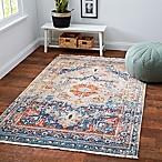Safavieh Vintage Persian 5-Foot x 7-Foot 6-Inch Area Rug