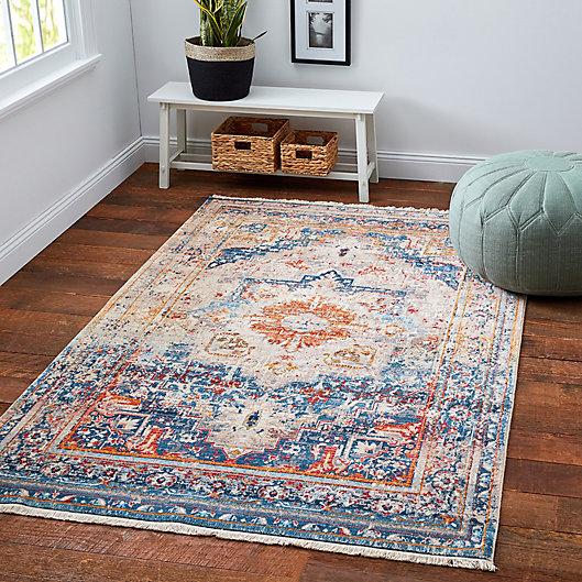 Alternate image 1 for Safavieh Vintage Persian Multicolor Area Rug