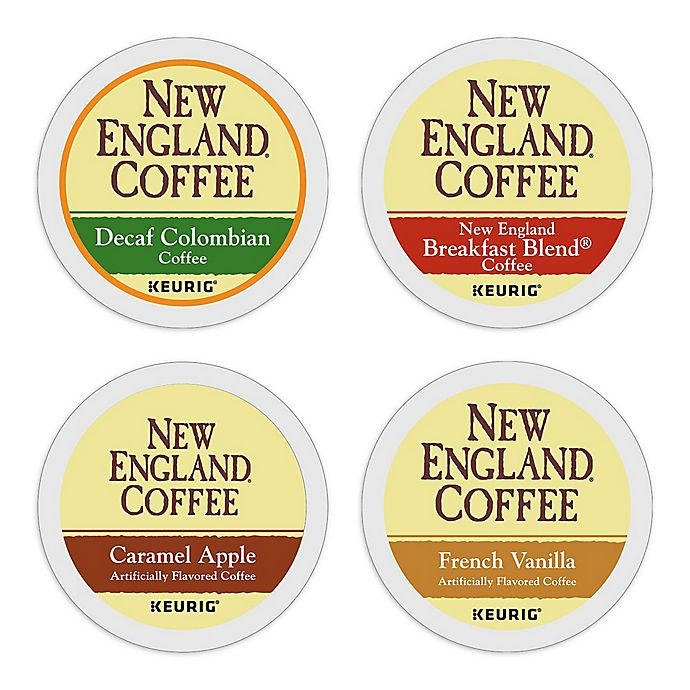 Alternate image 1 for Keurig® K-Cup® Pack New England Coffee Collection
