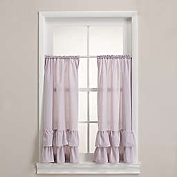 Wamsutta® Vintage Ruffle Tailored Window Panel Pair