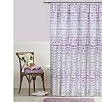 Raindance 72-Inch Square Shower Curtain in Purple