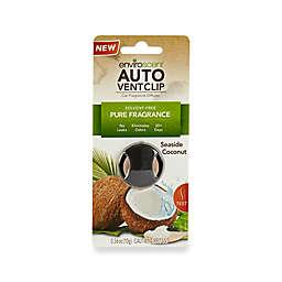 EnviroScent Seaside Coconut Auto Vent Clip