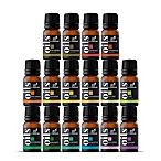 16-Piece Essential Oil Collection