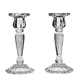 Godinger Triumph Candlestick Holders (Set of 2)