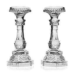 Godinger Canterbury 10-Inch Candlestick Holders (Set of 2)