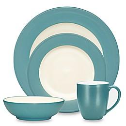Noritake® Colorwave Rim Dinnerware Collection in Turquoise