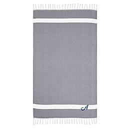 Linum Home Textiles Diamond Weave Pestemal Beach Towel
