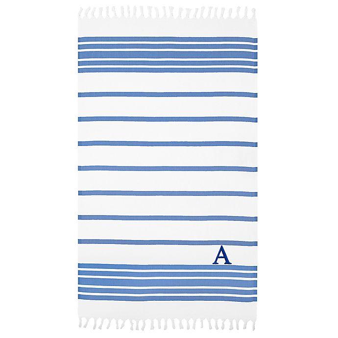 Alternate image 1 for Linum Home Textiles Herringbone Pestemal Beach Towel