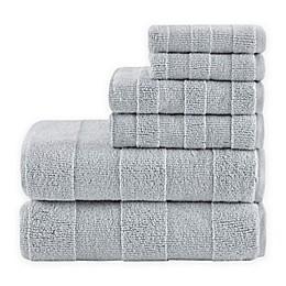 Madison Park Signature Parker 6-Piece Bath Towel Set