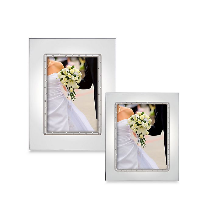 Alternate image 1 for Lenox® Devotion 8-Inch x 10-Inch Picture Frame