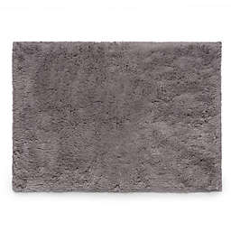 """Under the Canopy® 17"""" x 24"""" Organic Cotton Bath Rug in Thistle"""