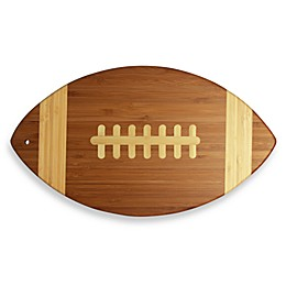Totally Bamboo Football Cutting Board