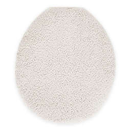 Madison Park Signature Marshmallow Toilet Lid Cover