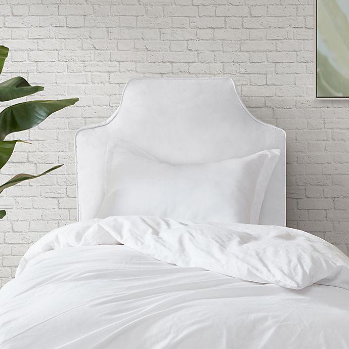 Alternate image 1 for Intelligent Design Oversized Headboard Backrest Pillow