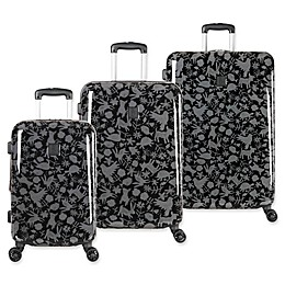ED Ellen DeGeneres Laurel Hardside Spinner Luggage Collection
