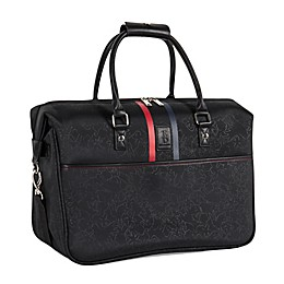 ED Ellen DeGeneres Love Weekender Bag in Black