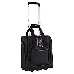 ED Ellen DeGeneres Love Underseat Luggage in Black