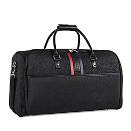ED Ellen DeGeneres Love Convertible Garment Bag in Black