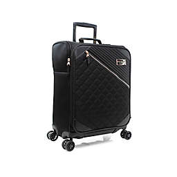 Marc New York Mulsanne 21-Inch Carry-On Spinner Luggage in Black