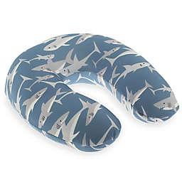Capelli New York Shark Travel Neck Pillow in Blue
