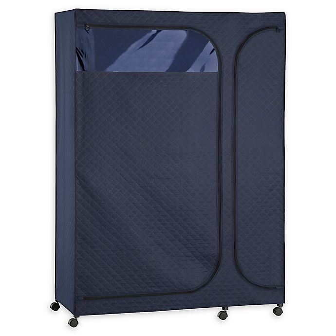 Alternate image 1 for Neu Home® Large Rolling Storage Armoire