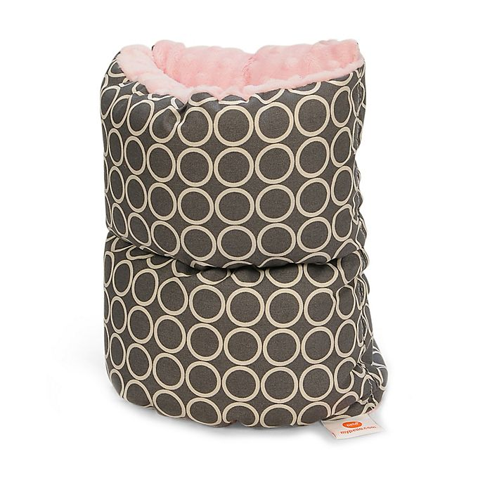 Alternate image 1 for Pello® Comfy Cradle Nursing Arm Pillow in Pink and Grey