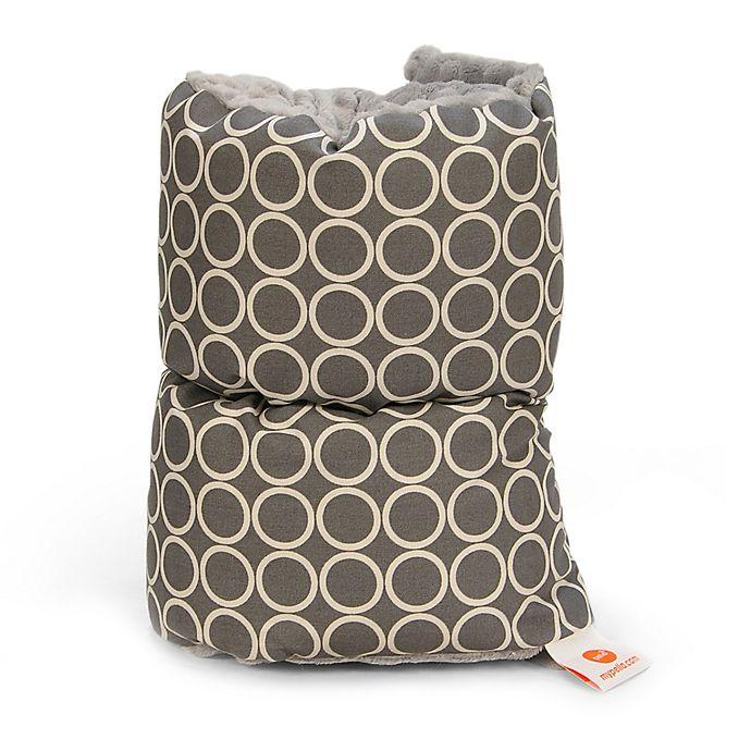Alternate image 1 for Pello® Comfy Cradle Nursing Arm Pillow in Grey
