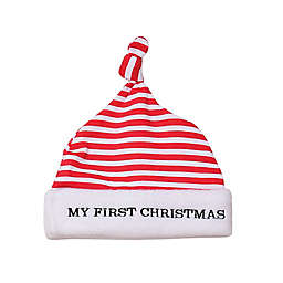 Baby Starters® My First Christmas Striped Hat
