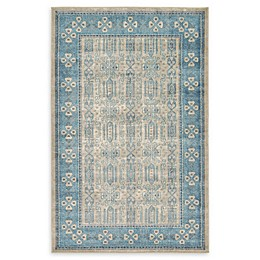 Unique Loom Salzburg Rug in Beige