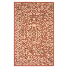 Terracotta Indoor/Outdoor Rug in Pink/Orange