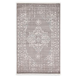 Arcadia Rug in Light Grey