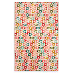 Mohawk Home® Enchanted Floral 8' x 10' Area Rug in Pink